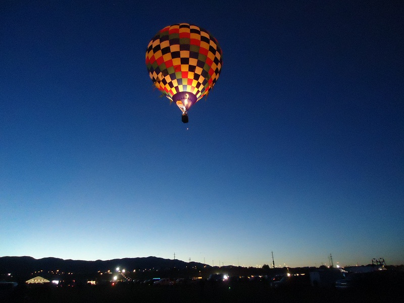 Dawn Patrol, Albuquerque Balloon Fiesta