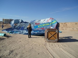 Deflated Bembel
